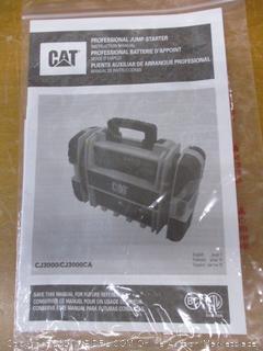 CAT Jump Starter
