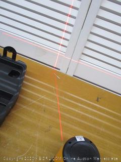 Self Leveling Laser