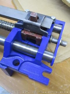 "Yost M7WW  Wood Working Vise, 7"", Blue"