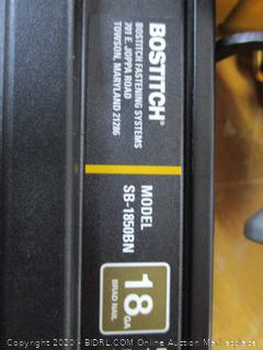 BOSTITCH SB-1850BN 18-Gauge Brad Nailer