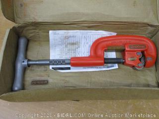 Rigid Pipe Cutter