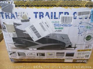 """ADCO 52244 Designer Series SFS Aqua Shed Travel Trailer RV Cover - 26'1"""" - 28'6"""","""
