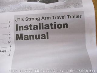 Strong Arm Jack Stabilizers