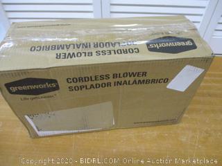 Cordless Blower