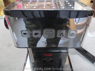 Capresso Ultima PRO Espresso & Cappuccino Machine (Retail Price $199.99)