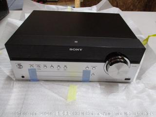 Sony CMTSBT100 Micro Music System (RETAIL$198)