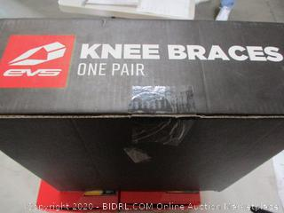 Evs Knee Brace Pair (Retail Price $786.45)
