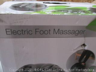 IDODO Foot Massager with Heat, Shiatsu and Deep Kneading Electric Foot Massage Machine with Air Compression (RETAIL$100)
