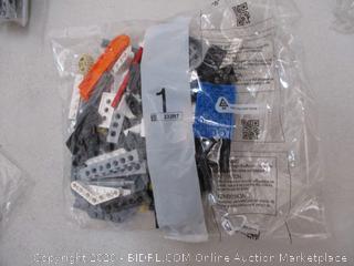 LEGO Ninjago Movie Ice Tank 914pcs Age 9-14 (70616) (RETAIL $189)