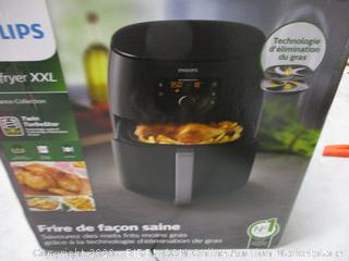 Philips Premium Digital Airfryer XXL with Fat Reduction Technology (RETAIL $350)