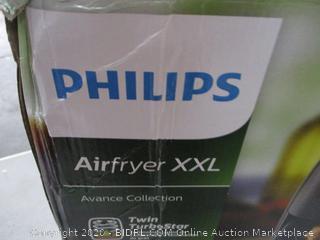 Philips Premium Digital Airfryer XXL with Fat Reduction Technology (RETAIL $350)