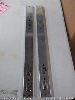 45 mm full extension drawer slides