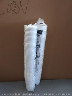 swallow paper hot drink cups 50 per pack approx