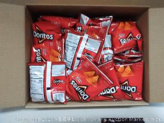 Frito-Lay 40 count Dorito nachos multipack(total 10)