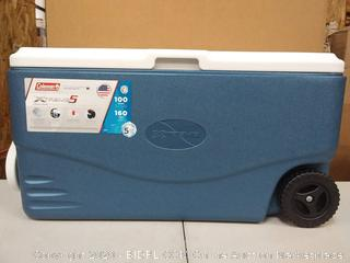 Coleman Xtreme 5 100 quart Igloo cooler