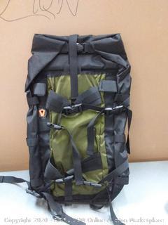 Large VenTerra Men's First Tracks 35 Backcountry Backpack Forest (Online $179)