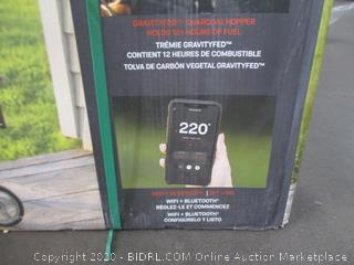 Masterbuilt Digital Charcoal Grill + Smoker (Sealed) (Box Damage)