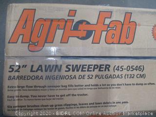 """52"""" Lawn Sweeper"""