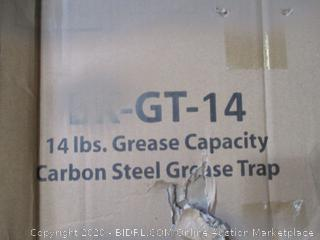 Carbon Steel Grease Trap
