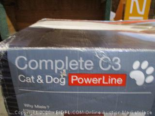 Miele Complete C3 Cat & Dog Powerline Vacuum