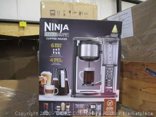 Ninja Specialty Coffee Maker (Please Preview) (Broken)