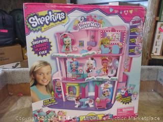 Shopkins Super Mall