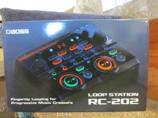 BOSS Loop Station RC-202