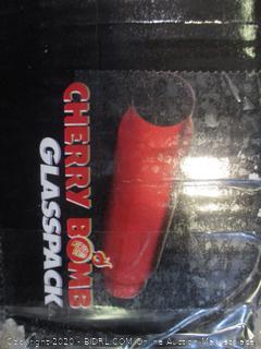 Cherry Bomb Glasspack
