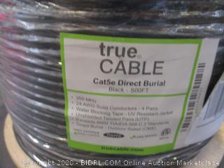 Cat 6 Direct Burial Cable