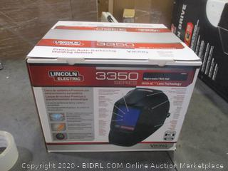 Lincoln Electric Auto-Darkening Welding Helmet