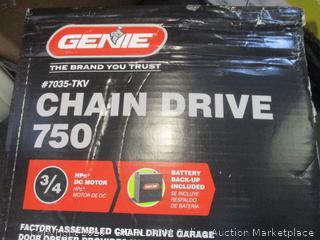 Genie Chain Drive Garage Door Opener