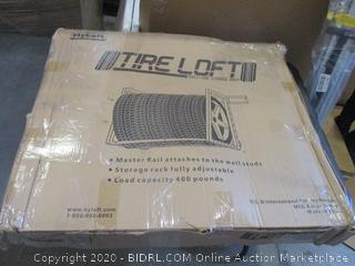 Tire Loft Multi-Tire Storage Rack (Box Damaged) (Please Preview)