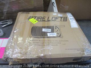 Tire Loft Multi-Tire Storage Rack (Box Damaged) (Please Preview)