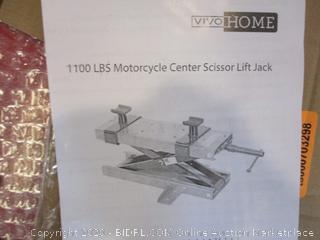 Motorcycle Scissor Lift Jack