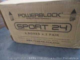 PowerBlock Sport 24
