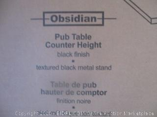 Pub Table Counter Height