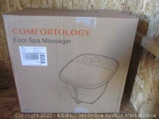 Foot Spa Massager (Box Damage)