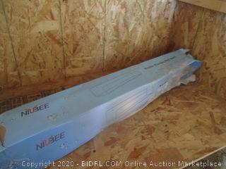 Acrylic Floating Wall Shelf (Box Damage)