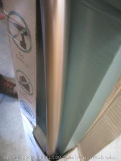 Tension Curved Shower Rod