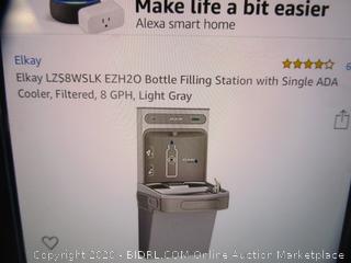 Elkay Bottle Filling Station (Please Preview)