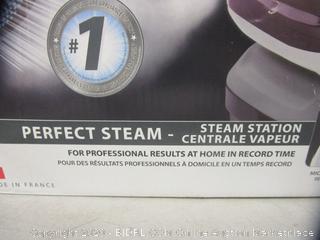 Rowenta Steam Iron (Damaged) (Please Preview)