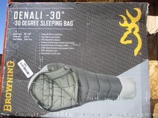 30 Degree Sleeping Bag