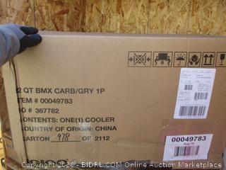 52 Qt. BMX Carb
