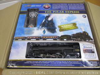 Lionel The Polar Express Electric O Gauge Model Train Set