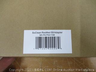 SoClean 2 Cpap Sanitizer Premium Package (Retail $300)