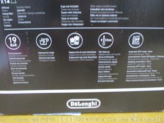 Nespresso by De'Longhi EN267BAE Original Espresso Machine Bundle with Aeroccino Milk Frother
