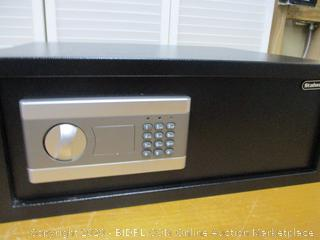 Stalwart Safe with Keys and Keypad
