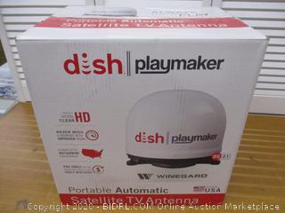 Winegard Dish Playmaker Portable Antenna