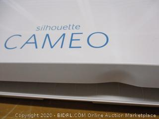 SILHOUETTE CAMEO  Cutting Machine