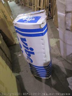 """Classic Brands Mercer 12"""" Gel Memory Foam Twin Size"""